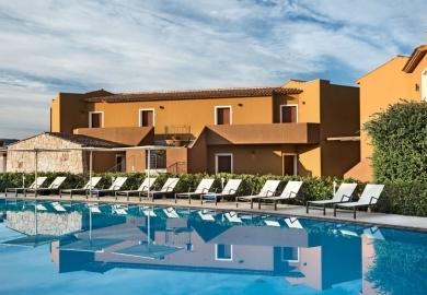 Resort Teradimare pool